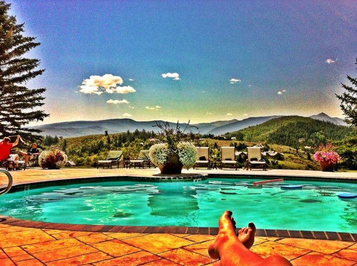 POTW- Summertime in Vail, CO