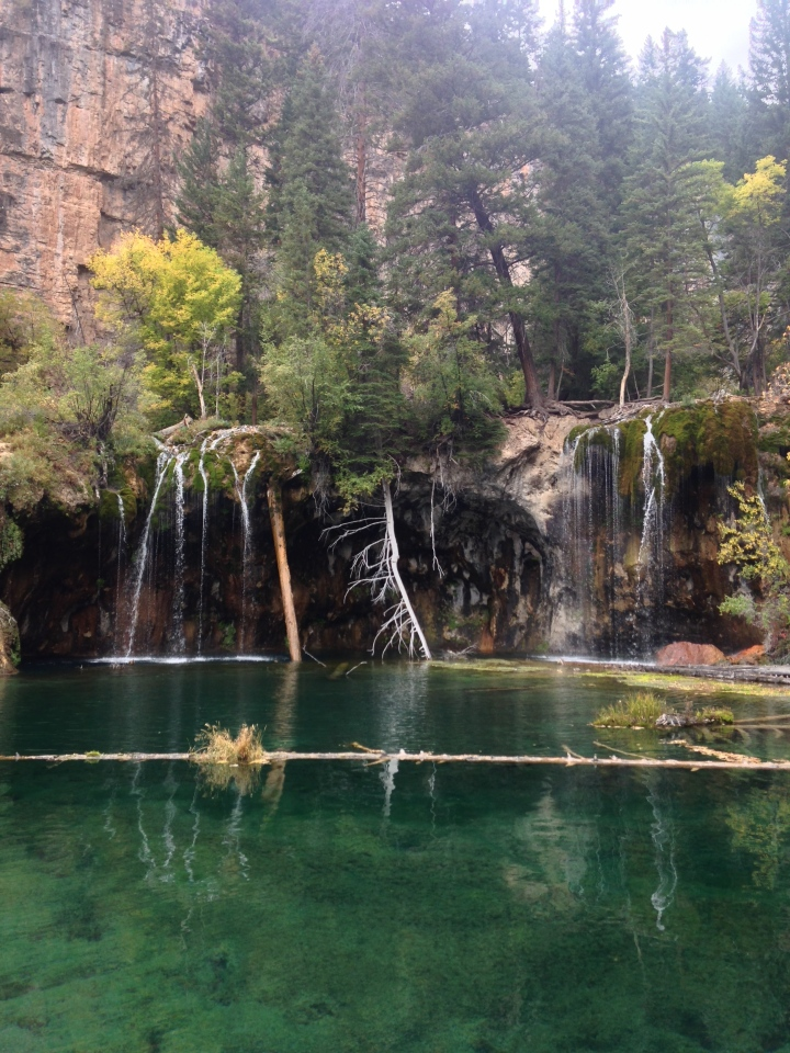 Hanging Lake Hike for my Birthday! Lovely September day in the Rocky Mountains!