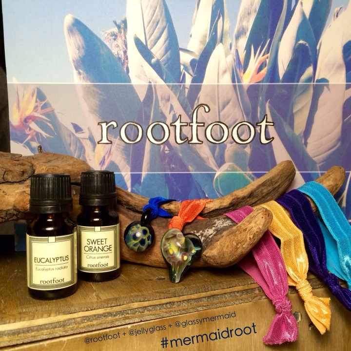 New giveaway with rootfoot, jellyglass, and glassymermaid!