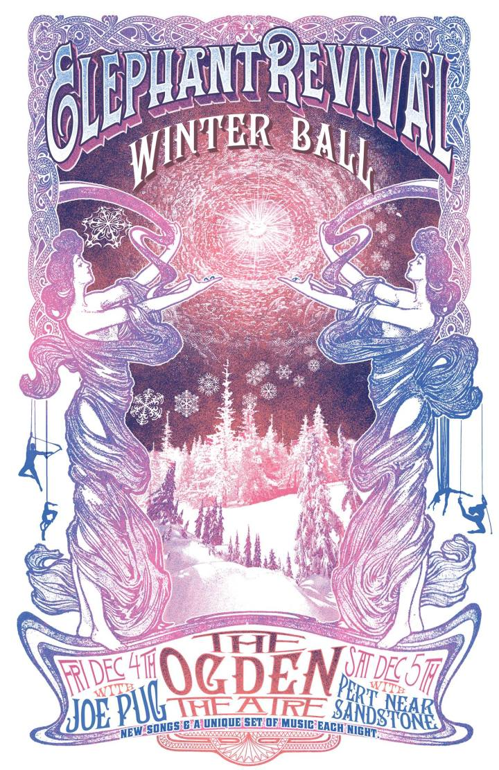 Elephant Revival's Winter Ball @ The Ogden Theatre