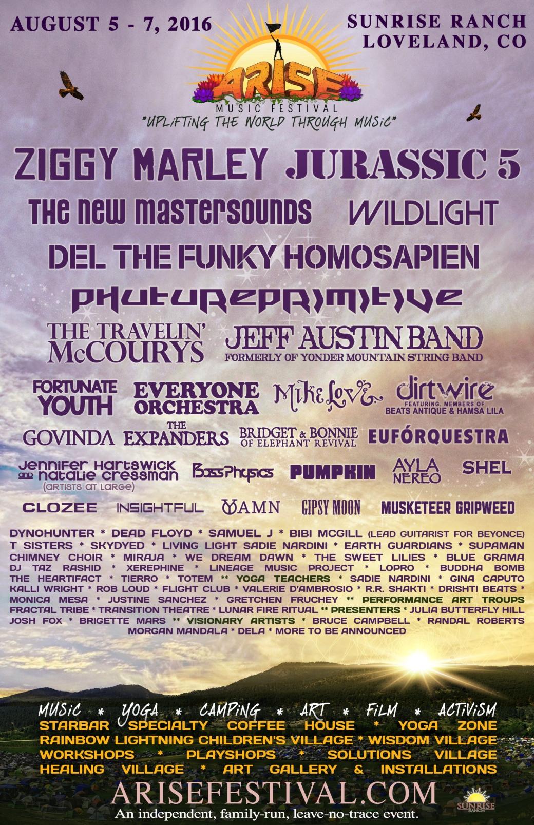 2016-08-05 - Arise Festival.v2