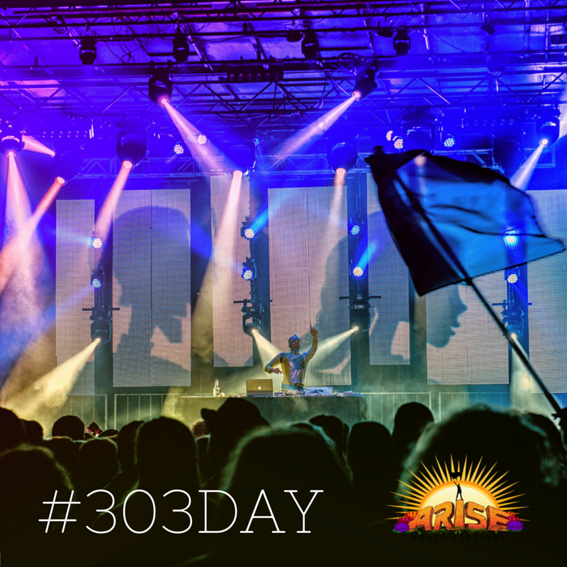#303DAY