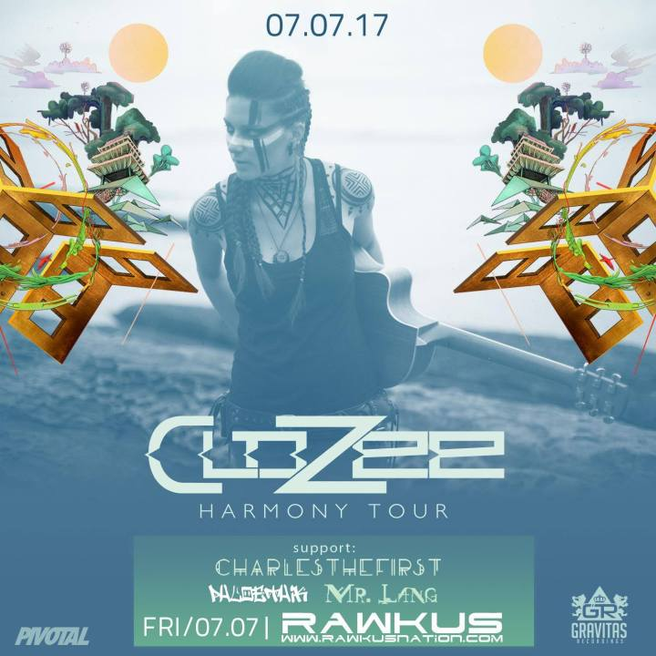 Lucky day 7/7/17 + WIN TIX TO CLOZEE HARMONY TOUR TO HIT COLORADO NEXT WEEK!