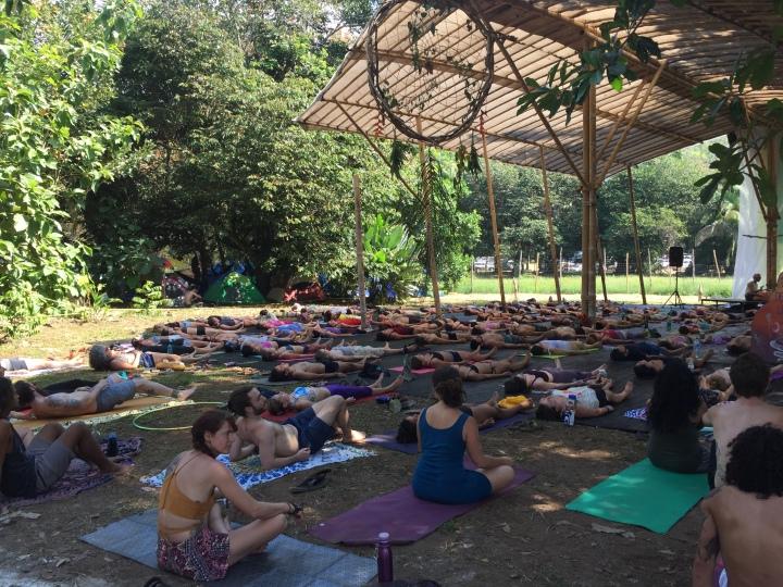 My Costa Rican yogi story + Envision 2018 yogalineup!
