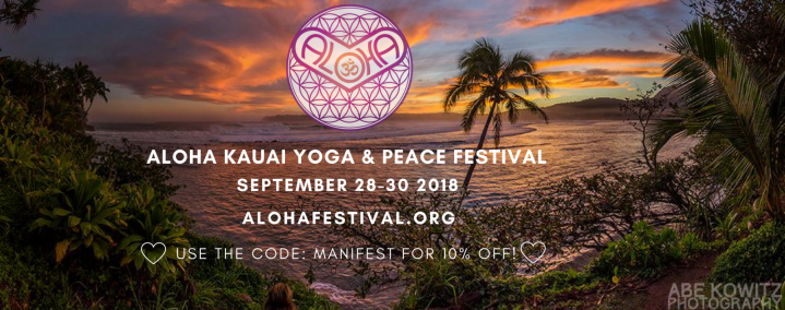 Less than a month until ALOHA Kauai Yoga & Peace Festival! The sacred journey of turning 26 and becoming a Digital Nomad with deep roots in Colorado.