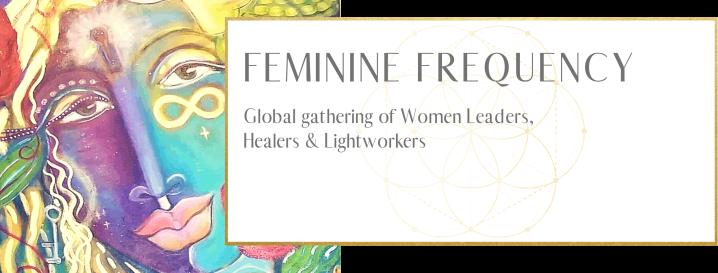 EVENT SPOTLIGHT: My talk at Feminine FrequencyFestival!