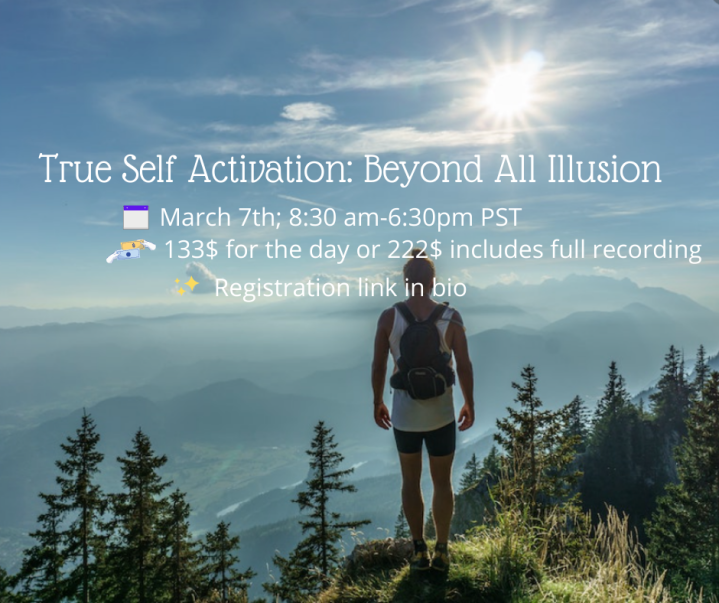 Tap into your True Self with ConnectedCommunity!