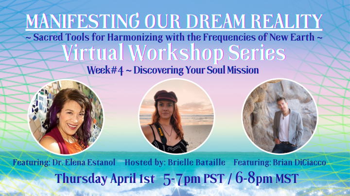 You are invited to Discover Your SOUL MISSION thisweek!