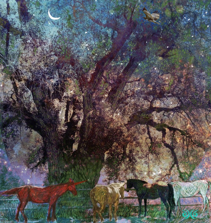 Event Spotlight: Entering Nature's Dream ~ Dreaming with Horses and Plant Spirit Medicine May 22-23,2021