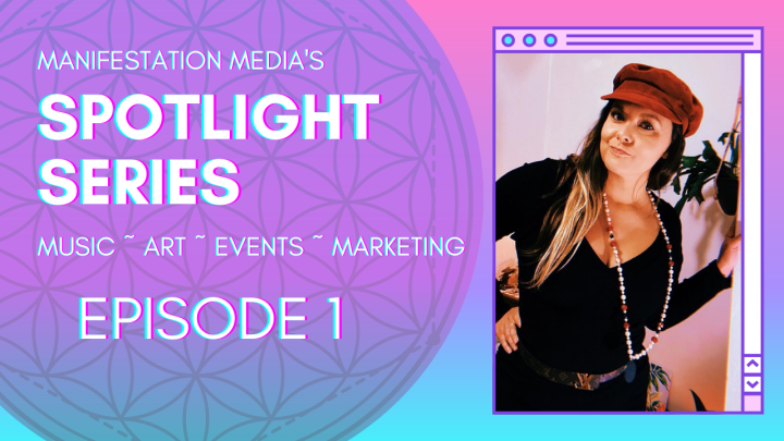 Watch the all new Manifestation Media Spotlight Series Vlog Episodes 1 &2!